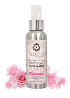 Moroccan - Rose water
