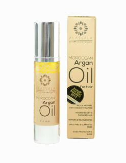 Moroccan Argan Oil - Na vlasy 50 ml